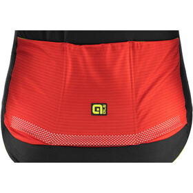 Alé Cycling Graphics PRR Thermo Road Maillot Hombre, red-fluo yellow